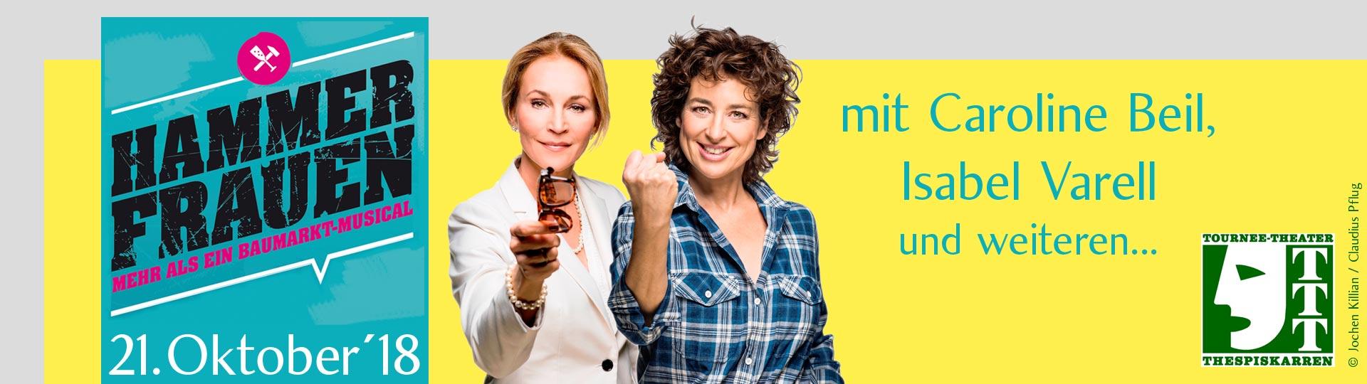 """""""Hammerfrauen"""" – Das Musical"""