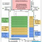 Saalplan FORUM Schenefeld